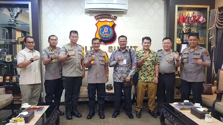 Kompolnas, Tatap Muka Toga dan Tomas di Polda Sumatera Utara