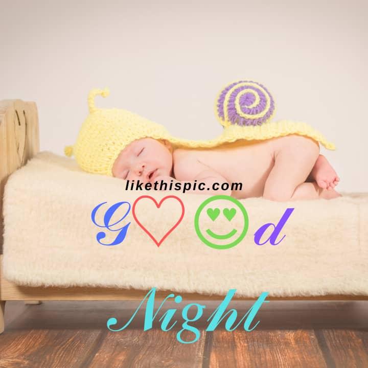 Goodnight Image of Baby Hd