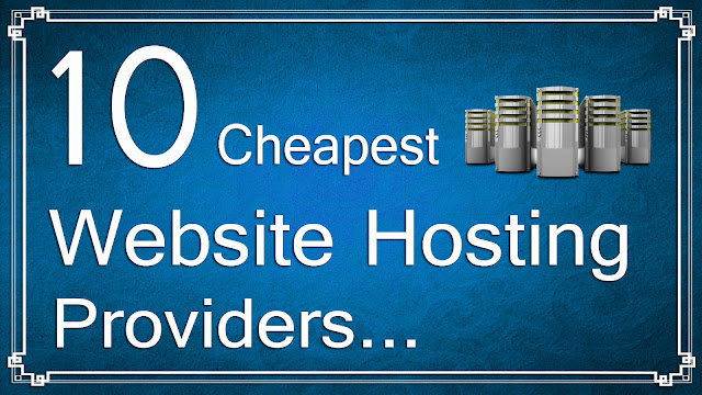 Cheapest Website Hosting
