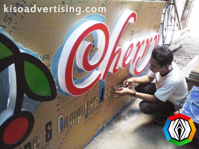 Jasa Pembuatan Neon Box, Pylon Sign, ACP Terbaik di Blitar, Malang, Kediri