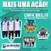 O Ex-Secretário de Esportes Alexandre Almeida inovou o esporte da região com a criação da Copa Brejo de Futsal Masculino de Cuitegi.