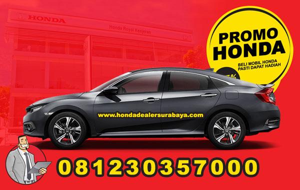 Promo Honda Civic Surabaya