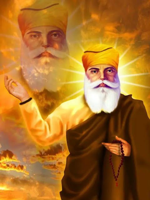 guru nanak dev ji new photo