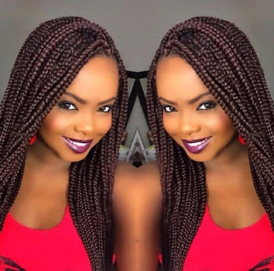 Braided Hairstyles for Black Girls
