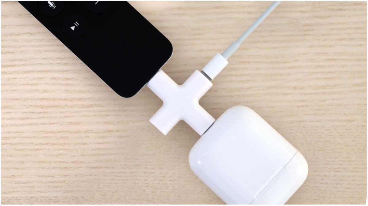 Node multi-port lightning charger