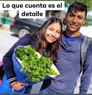 Meme San Valentín lo que cuenta es el detalle
