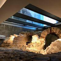 Roman Tomb Zara Store Stadiou Street Athens Greece Photo by  gus619USA