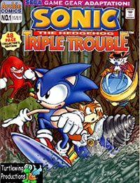 Sonic The Hedgehog Triple Trouble Special