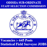 Odisha Sub-Ordinate Staff Selection Commission, OSSSC, freejobalert, Sarkari Naukri, OSSSC Answer Key, Answer Key, osssc logo