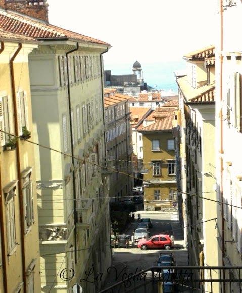 Trieste via Ciamician