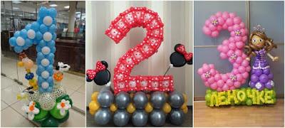 números-con-globos