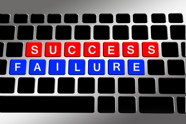 الفشل طريق النجاح