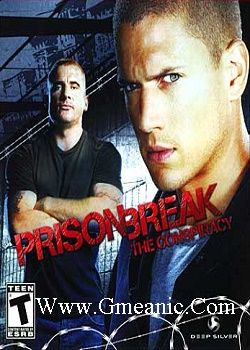 Prison Break The Conspiracy Game Cover