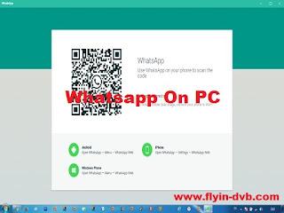Cara Install dan menggunakan aplikasi whatsapp di PC