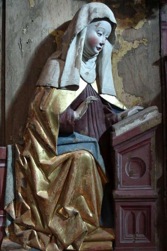 Santa Brígida da Suécia, Museu Histórico de Estocolmo