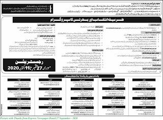 Join Pak Navy 2020 Online Registration - Latest Jobs in Pakistan Navy as Civilian Apply Online for Latest Jobs in Pakistan Navy www.joinpaknavy.gov.pk