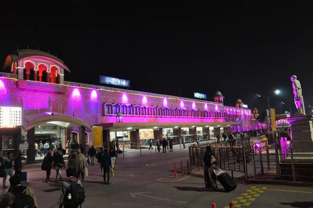 Jaipur Junction