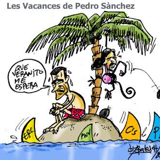 Les Vacances de Pedro Sànchez