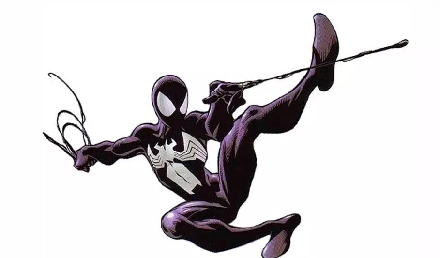 Homem-Aranha no Uniforme Negro (1984)
