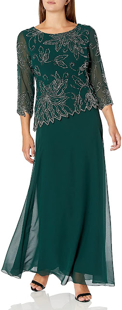 Charming Green Mother of The Bride Dresses