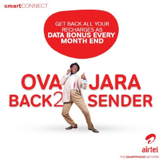 Airtel Motivate Customers with 'OvaJara x8' Bonus on SmartConnect 4.0