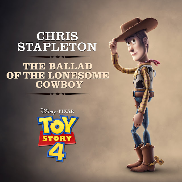 Toy Story 4 Lonesome Cowboy Chris Stapleton