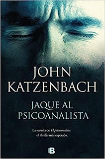Jaque al psicoanalista- John Katzenbach