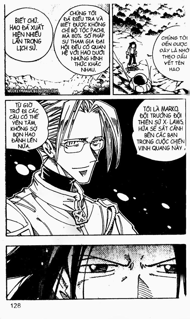 Shaman King [Vua pháp thuật] chap 103 trang 23