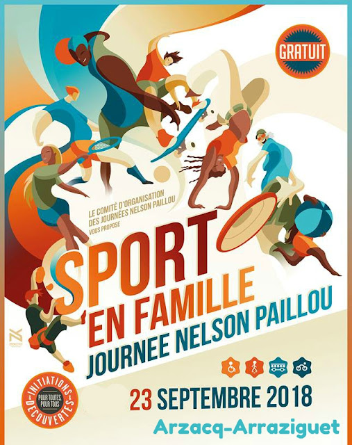 Journée Nelson Paillou 2018  Arzacq