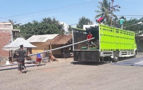 Sewa Truk Fuso Malang Murah