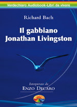 Il gabbiano Jonathan Livingston - Richard Bach (audiolibro)