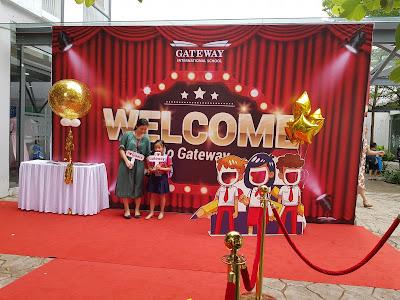 Trang trí cổng bóng ngày khai giảng tại Hà Nội