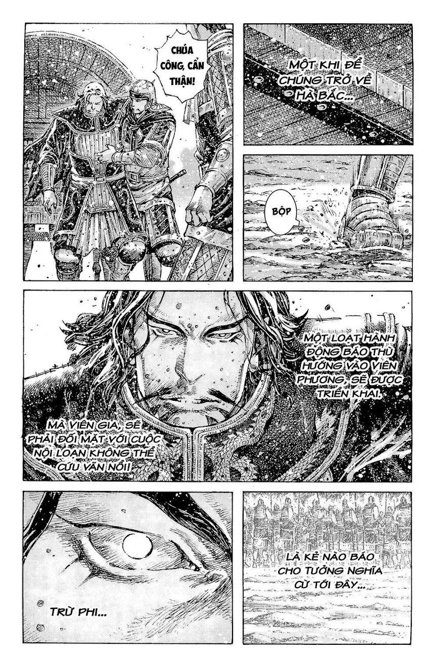Hỏa phụng liêu nguyên Chương 347: Điềm gì cho Viên Thiệu [Remake] trang 15
