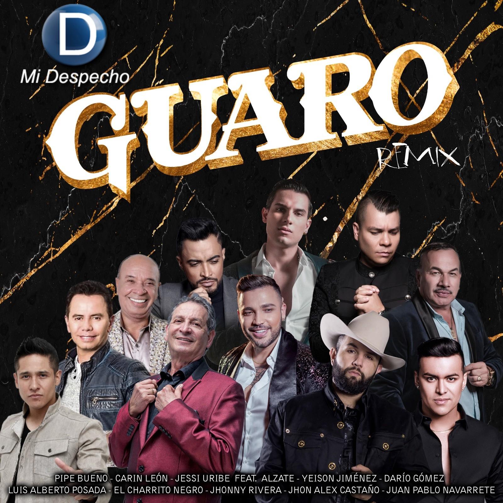 Pipe Bueno Guaro Remix Frontal