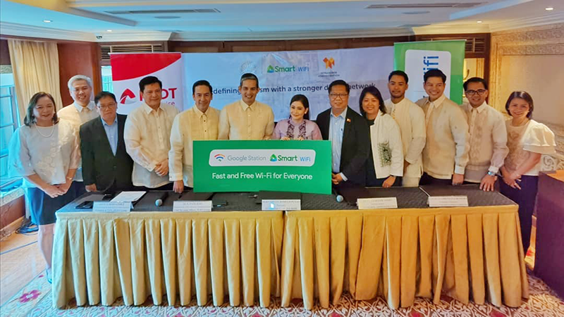 Google Station: Smart WiFi launched in Intramuros and Luneta, Manila