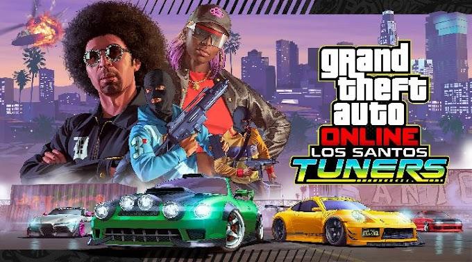 GTA Online: Como desbloquear o Los Santos Tuners Prize Ride