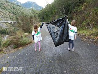 ΠΟΛΙΤΕΣ  Καθάρισαν την παλιά γέφυρα της Κοσκάρακας