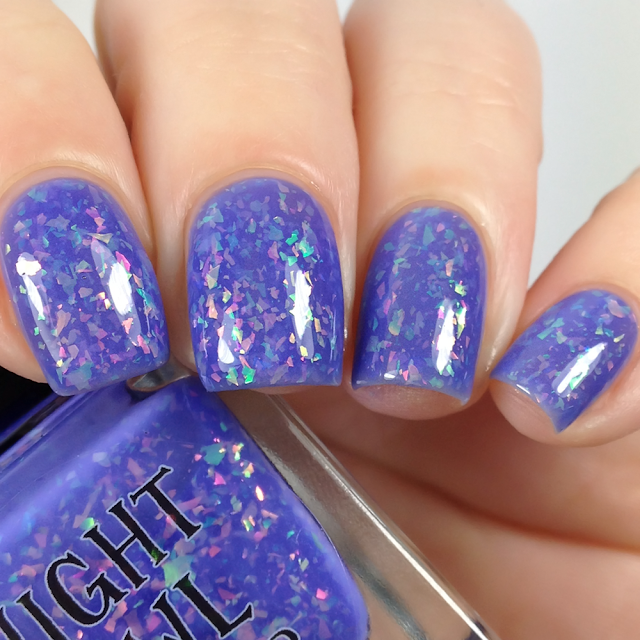 Night Owl Lacquer-Candy Coated