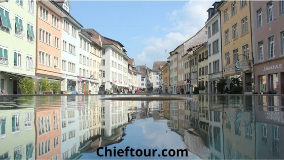 Winterthur, Nice places to visit in Switzerland:
