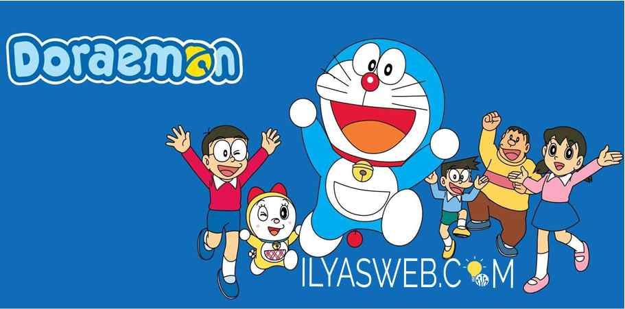 Download Tema Wallpaper Doraemon Doraemon
