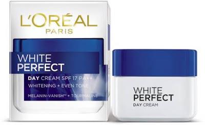Krim malam Loreal - White Perfect Night Cream