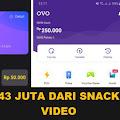 Aplikasi Snack Video Sudah Normal dan Bisa Tarik Uang Kembali, Cek Sekarang
