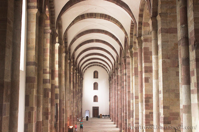 Speyer Cathedral Romanesque Architecture