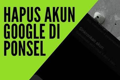 Cara Hapus Akun Google Di Ponsel dan Apa Yang Terjadi Setelah Anda Menghapusnya