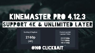 KineMaster Pro 4.12.3 Support 4K V7
