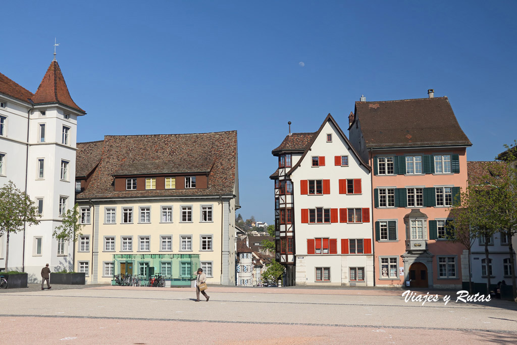 Casas de Shaffhausen