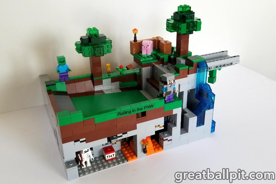 Great Ball Pit Matts Mine A Lego Gbc Module