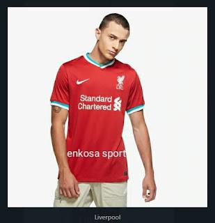 Jersey bola murah Liverpool