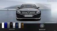 Mercedes C300 Coupe 2018 màu Đen Obsidian 197