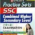 [Latest]SSC CHSL ( 10+2) Practice Set Book - Download PDF